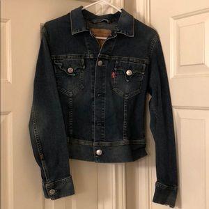 Levi Strauss & Co denim jacket
